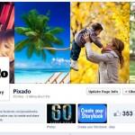 Facebook Pixado page